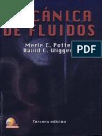 Mecánica de Fluidos - 3ra Edición - Merle C. Potter & David C. Wiggert
