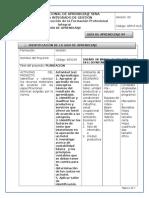 Guia 1 Amcu Tgh Resultado 1 Identificar Factores de Costo