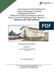 ESPECIFICACIONES TECNICAS - ESTRUCTURAS - PROYECTO TEMPLO DE BURGOS (CHACHAPOYAS)