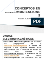02) Conceptos en Telecomunicaciones