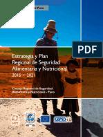 Estrategia y Plan Regional de Seguridad Alimentaria y Nutricional 2016-2021 Puno