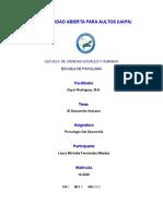 tarea I, psicologia del desarrollo.docx