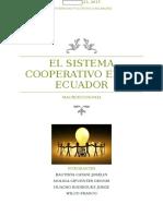Sitema Cooperativo del Ecuador