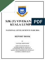 Science Fair Report 2906