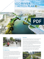 Chicago River Trail Action Plan, Active Transportation Alliance