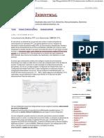 Informática Industrial_ Comunicaciones Modbus RTU