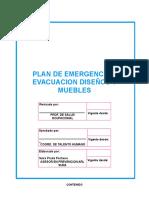 Plan de Emergencias Modelo