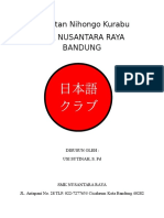 Kegiatan Nihongo Kurabu
