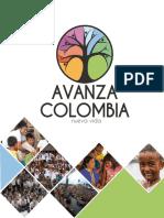 Avanza Colombia Español