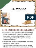 Cedulario - El Islam