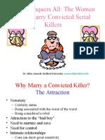 Serial Killer Weddings