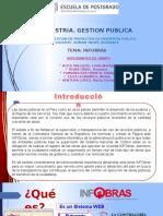 Presentación INFOBRAS-2
