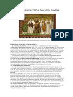 Los Mosaicos Bizantinos