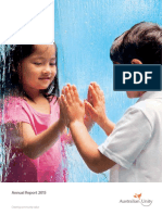 2015 Australian Unity Annual Report