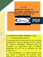 D. FISCAL XI