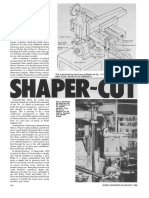 shaper cut gears