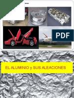 13 Aluminio - aleaciones