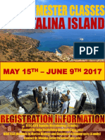 Maymester 2017 Flyer