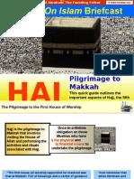 Hajj - Pilgrimage To Makkah