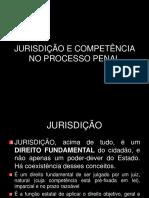 1 AULA Jurisdicao Competencia 1470874342