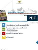 OUTLOOK EKONOMI (ECONOMIC OUTLOOK) INDONESIA 2017