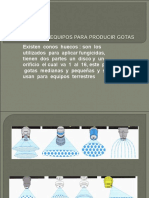 Equipos Para Producir Gotas
