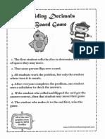 treasure hunt instructions