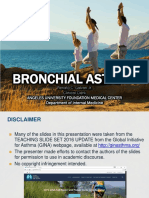 Bronchial Asthma - REPORT