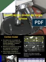 4.1. Clasificación modal y quÃ-mica de Rocas Ã-gneas.pdf