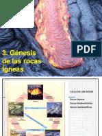3. Génesis de las Rocas Ã-gneas.pdf