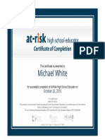 certificateofcompletion 24 michaelwhite  1