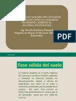 Edafolog-FASE SOLIDA en El Suelo