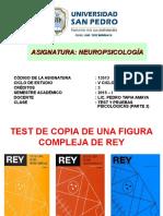 Clase 14 - Test y Pruebas Neuropsicológicas (Parte 2)