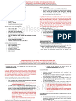 Law on Public Officers and Administrative Law Selfless Notes