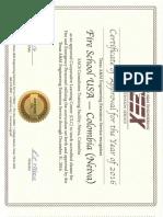 Certificaciones de Es.x