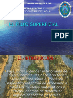 (3) Flujo Superficial