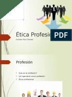 Ética Profesional (1)