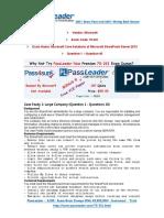 70-331 187q Exam PDF and VCE Dumps (1-40).pdf