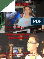 TV Broadcast Discussion