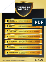 7 REGLAS DE ORO