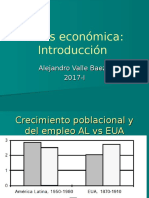 Introducción al tema de crisis económica