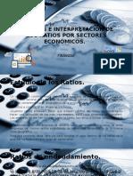 Análisis e Interpretación de Los Ratios Por Sectores