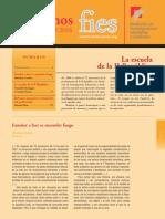 CuadernoFIES4_2006 la escuela en la II República