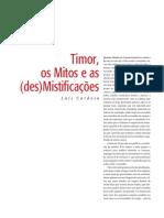 Rev Art19 Timor Os Mitos