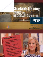 ra standards training with outline