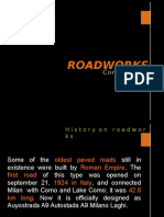 Roadwork Construction