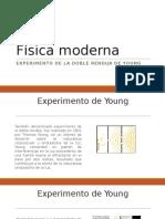 Experimento Ley de Young