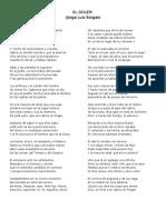 Borges EL GOLEM Pema