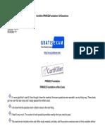 Gratisexam.com PRINCE2.Certkiller.prinCE2 Foundation.v2015!03!27.by.lola.138q