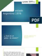 Golpe de Estado Argentino 1976